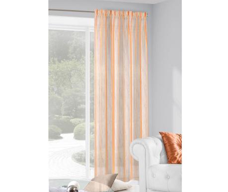 Κουρτίνα Alara Orange 140x250 cm