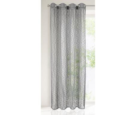 Záclona Adeline Steel 140x250 cm