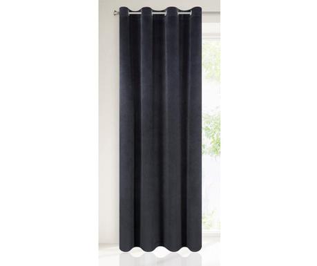 Draperie Tycjan Graphite 140x250 cm