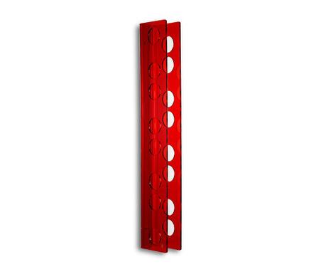 Suport de perete pentru sticle Bibenda Red