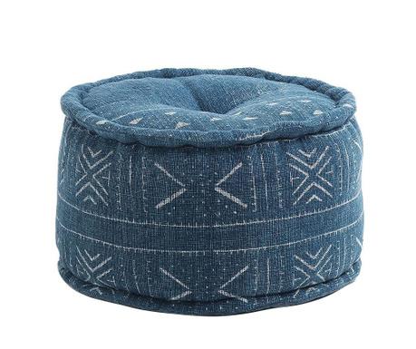 Jastuk za sjedenje Yantra Blue Round