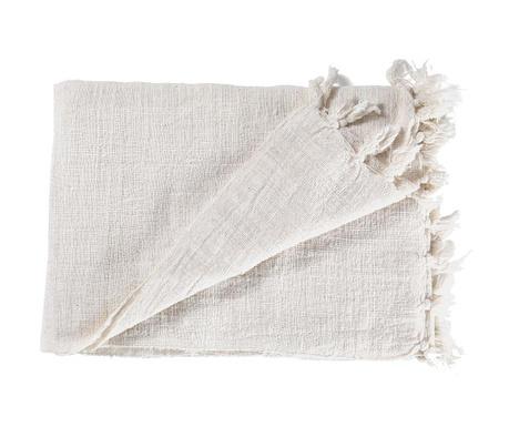 Priročna odeja Yantra White 125x180 cm