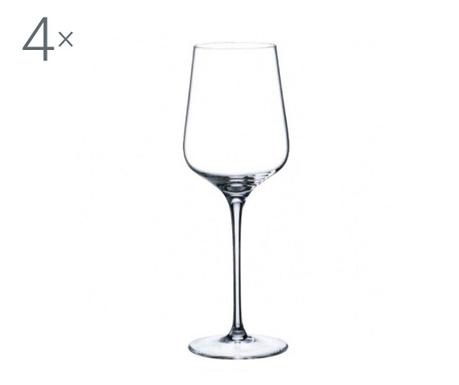 Rona Charisma Crystalite 4 db Borospohár 450 ml
