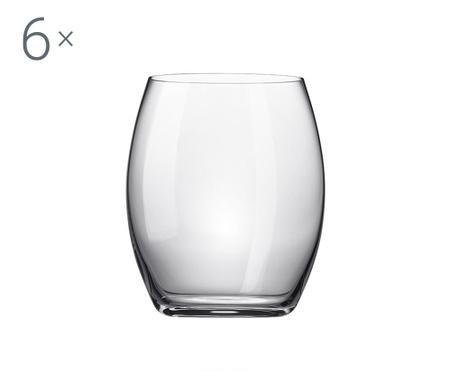 Set 6 pahare Rona Nectar Crystalite 350 ml