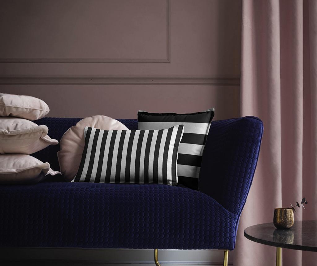 Perna decorativa Klein Pink 45 cm