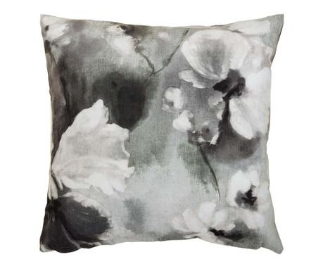 Prevleka za blazino Malei Floral Grey 45x45 cm