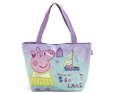 Otroška torba za plažo Peppa Pig