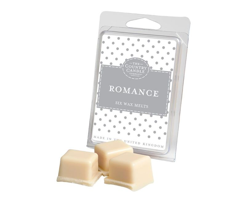 Set 6 kosov dišečega voska Polka Dot Romance