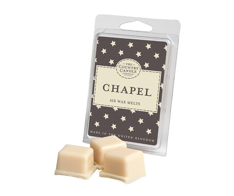Set 6 kosov dišečega voska Superstars Chapel