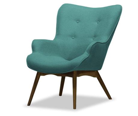 Kreslo Ducon Ontario Turquoise