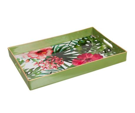 Servírovací podnos Tropical Flowers