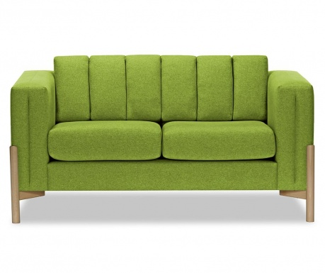 Canapea 2 locuri Haki Ontario Green