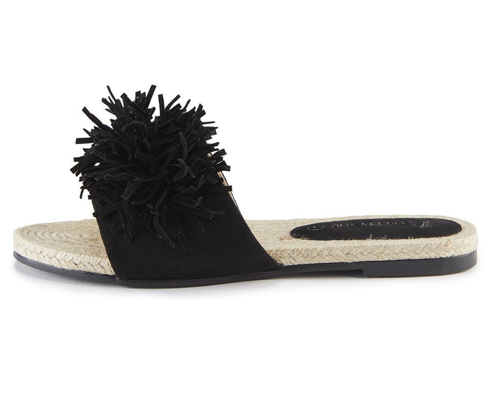 Ženski sandali Tassel Black 36