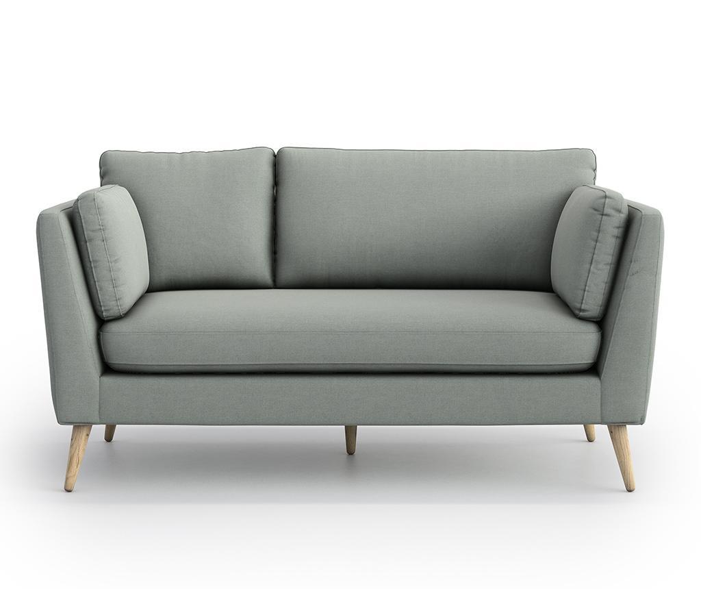 Canapea 2 locuri Jane Olaf Light Grey