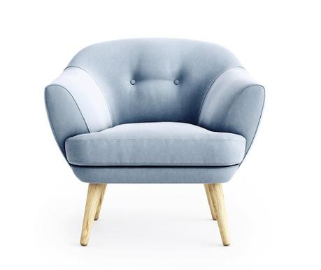 Fotelj Elsa Riviera Steel Blue