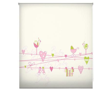 Rolo zavesa Love Line 110x180 cm