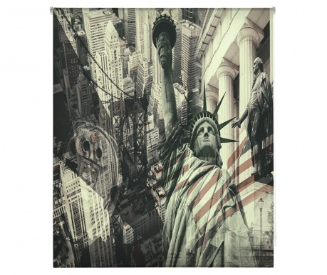 Rolo zavesa This is America 110x180 cm