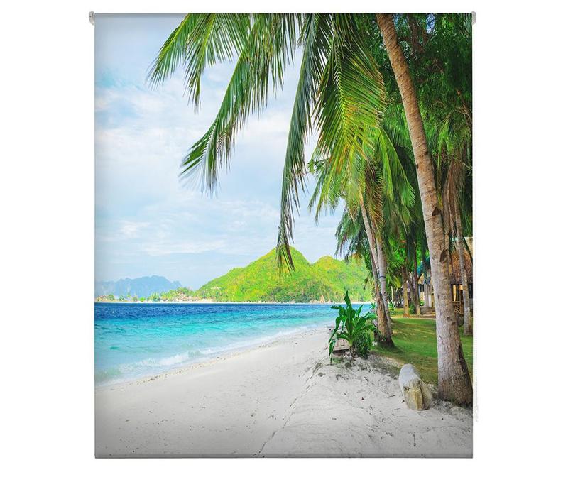 Rolo zavesa Paradise Island 130x180 cm