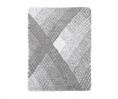 Předložka do koupelny Wall Grey 70x110 cm