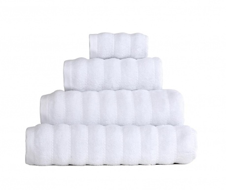 Πετσέτα μπάνιου Frizz White