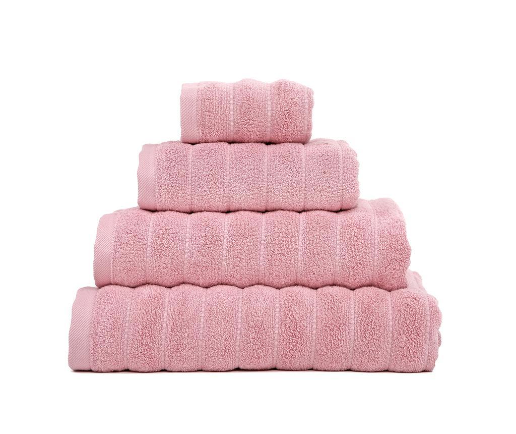 Frizz Pink Fürdőszobai törölköző 90x150 cm