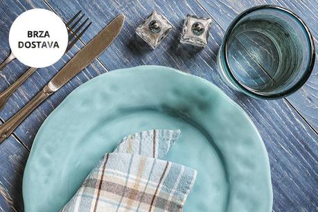 Kuhinja i posluživanje stola