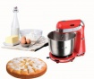 Mixer multifunctional cu bol Neil Red