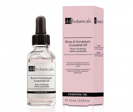 Rose and Geranium Essential Testolaj 15 ml