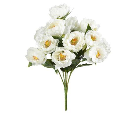Sztuczny kwiat Peonia