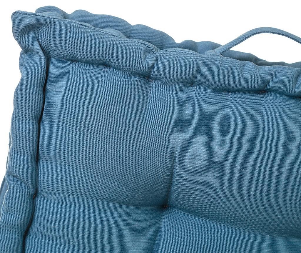 Възглавница за под Loving Colours Blue 45x45 см