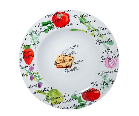 Tutto Giorni Tésztás tányér