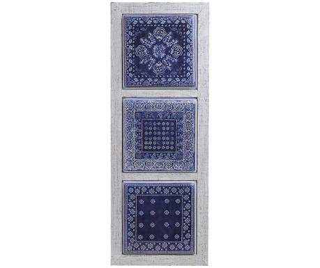 Sydnee Blue Fali dekoráció