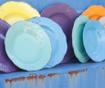 18-delni namizni jedilni servis Duchessa Multicolor