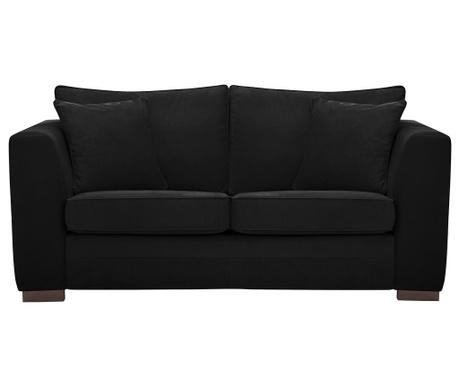 Kauč dvosjed Taffetas Black
