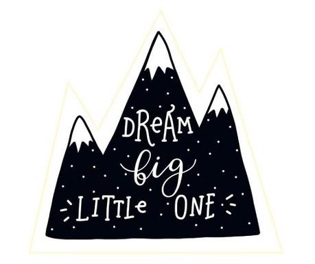 Perna decorativa Mountain Dreams 23x32 cm