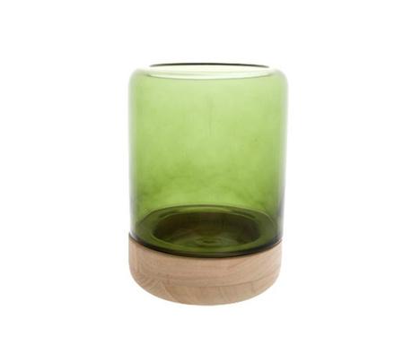 Podstavec na svíčku Simple Green