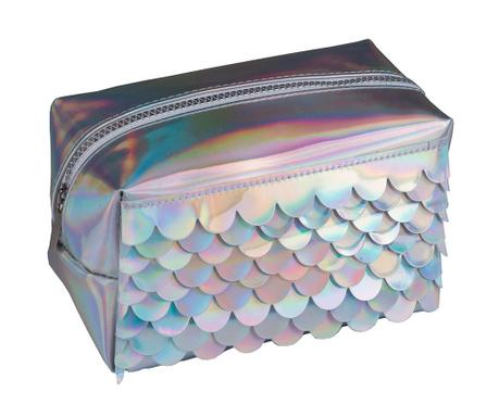 Mermaid Holographic Kozmetikai táska