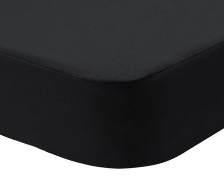 Nepromokavý ochranný potah na matrace Randall 2 in 1 Black