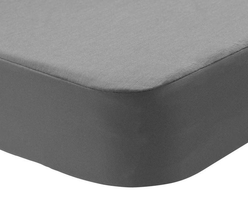 Nepromokavý ochranný potah na matrace Randall 2 in 1 Grey 150x200 cm