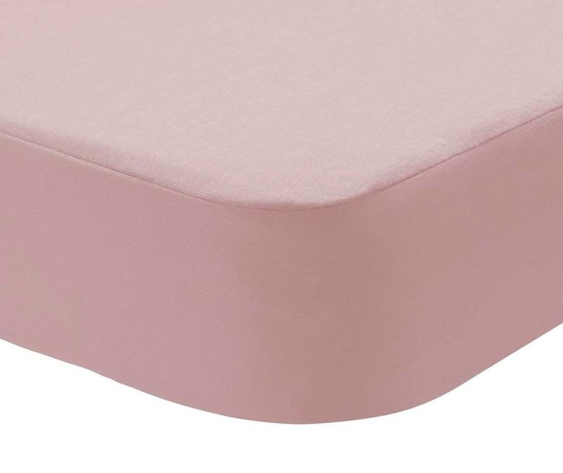 Husa impermeabila pentru saltea Randall 2 in 1 Pink 90x190 cm