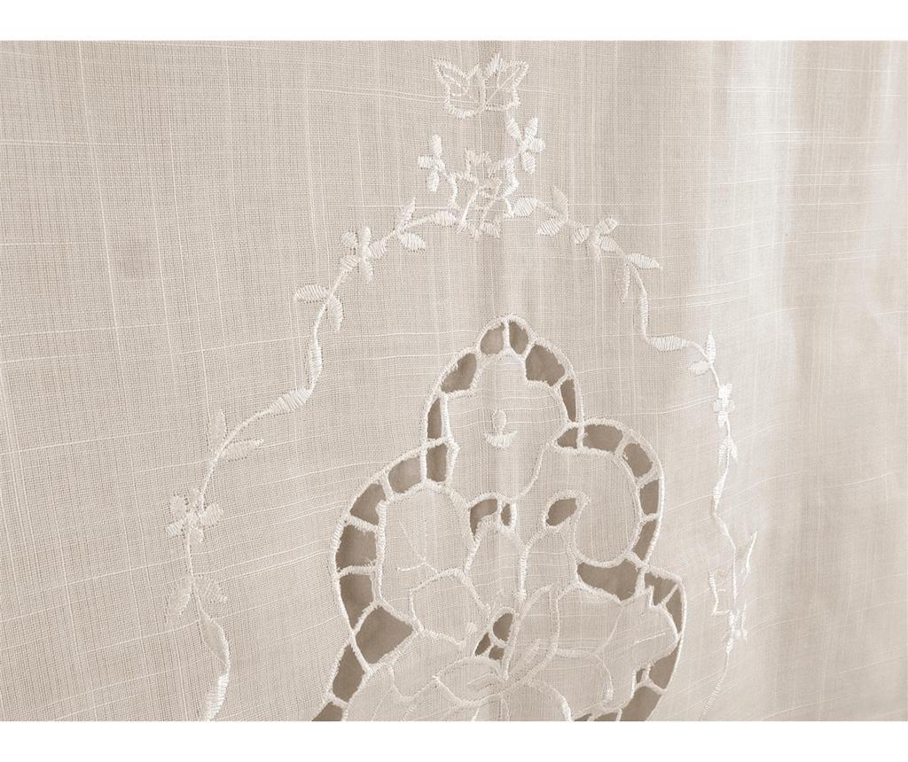 Sada 2 závěsů Polie 60x150 cm