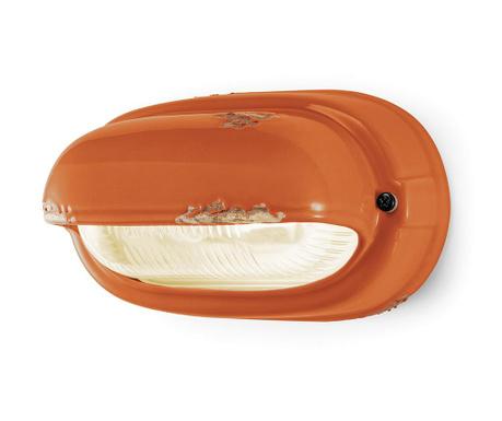 Aplica de perete Vintage Horizontal Orange