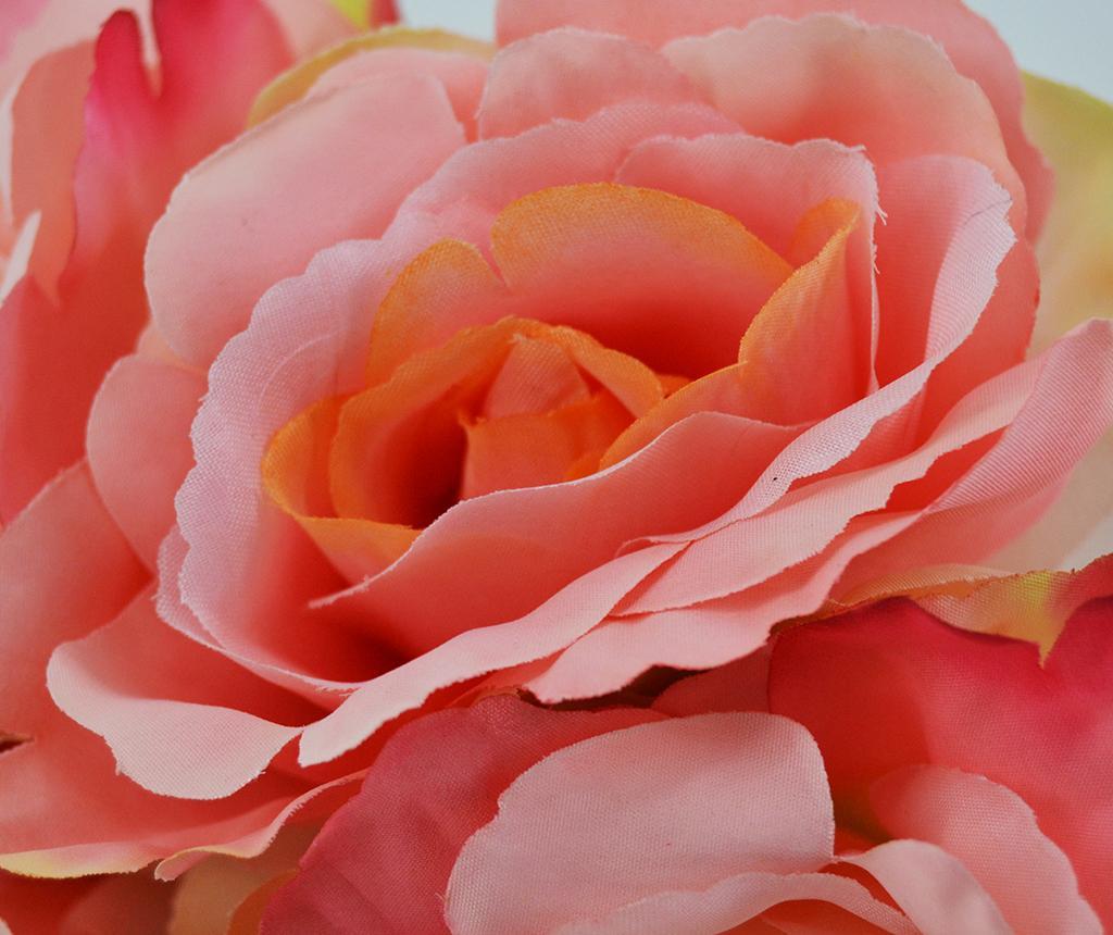 Kytice z umělých květin Rose