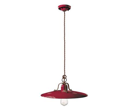 Závěsná lampa Country Bordeaux