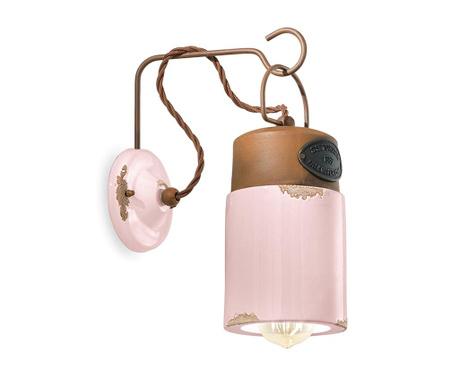 Industrial Lantern Powder Fali lámpa
