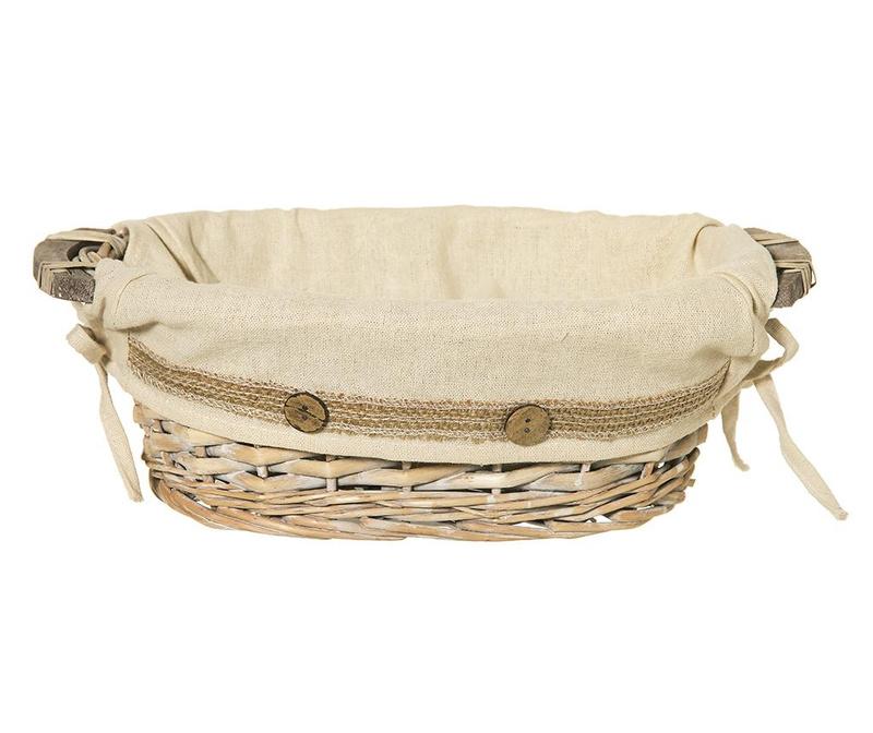 Košara za kruh Rustic Oval