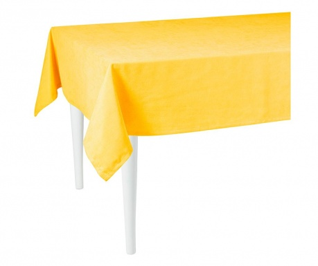 Fata de masa Julia Yellow 140x180 cm