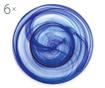 Alabastro Blue 6 db Tésztás tányér 23.5 cm