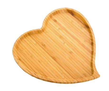 Servírovací podnos Amor Heart M