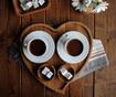 Amor Heart Szervírozó tál
